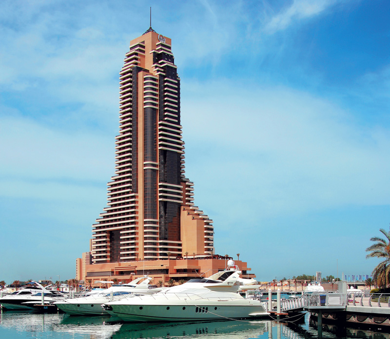 GROSVENOR HOUSE WEST MARINA BEACH DUBAI 5*